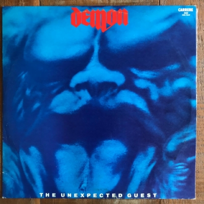 Disco de vinil usado - Demon - The Unexpected Guest Lp