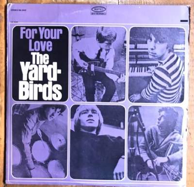 Disco de vinil usado - The Yardbirds - For Your Love Lp
