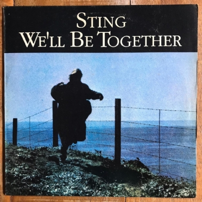Disco de vinil usado - Sting - We´ll Be Together Lp Mix 12