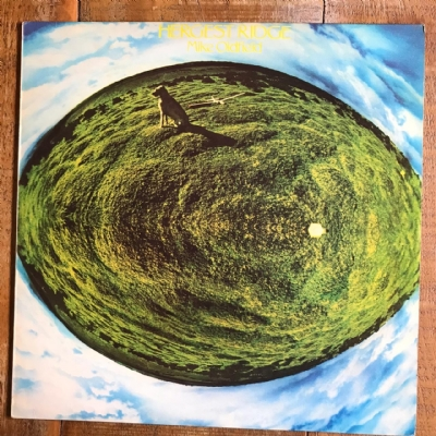 Disco de vinil usado - Mike Oldfield - Hergest Ridge Lp
