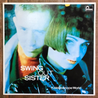 Disco De Vinil Usado - Swing Out Sister - Kaleidoscope World Lp
