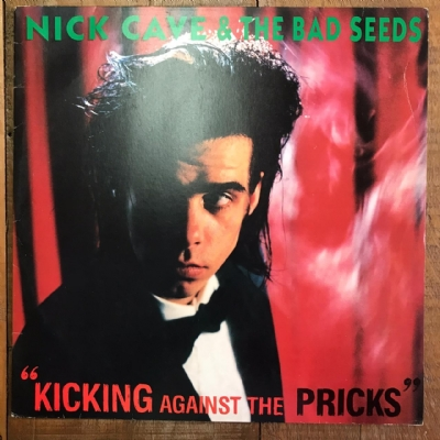 Disco De Vinil Usado - Nick Cave & The Bad Seeds - Kicking Against The Pricks Lp