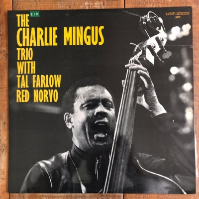 Disco de vinil usado - The Charlie Mingus Trio - With Tall Farlow, Red Norvo Lp