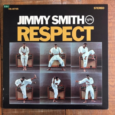 Disco de vinil usado - Jimmy Smith - Respect Lp