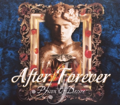 CD - After Forever - Prison Of Desire Cd Duplo