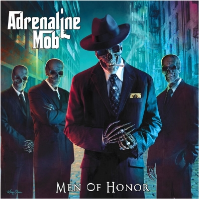 CD - Adrenaline Mob - Men Of Honor