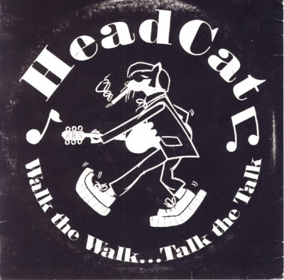 CD - Headcat - Walk The Walk...Talk The Talk