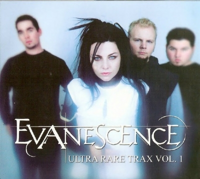 CD - Evanescence - Ultra Rare Trax volumes 1 & 2