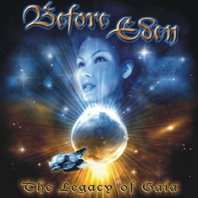 CD - Before Eden - The Legacy Of Gaia