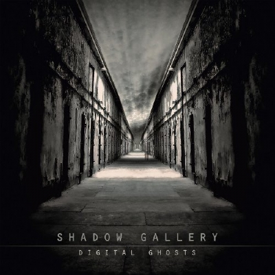 CD - Shadow Gallery - Digital Ghosts