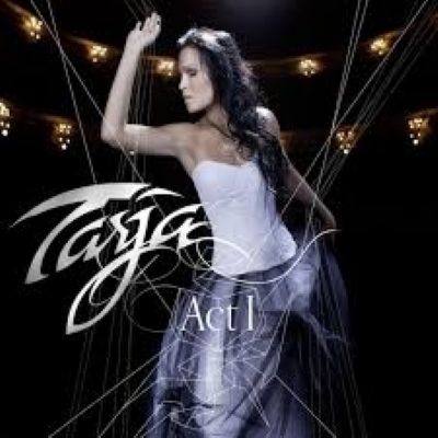 CD - Tarja - Act I Cd duplo