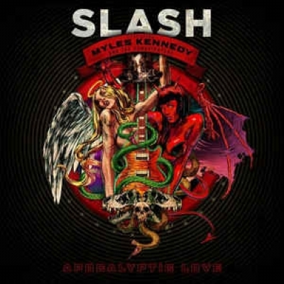 CD - Slash - Apocalyptic Love