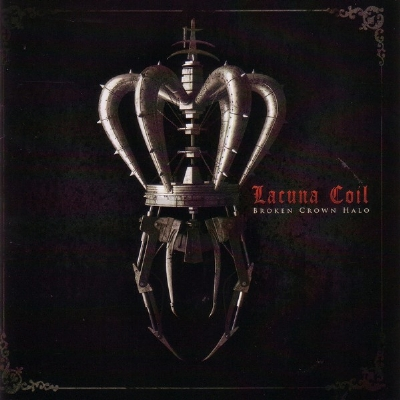 CD - Lacuna Coil - Broken Crown Halo