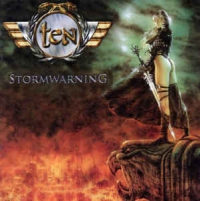 CD - Ten - Stormwarning
