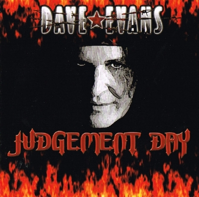 CD - Dave Evans - Judgement Day