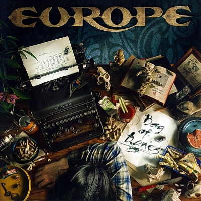 CD - Europe - Bag Of Bones