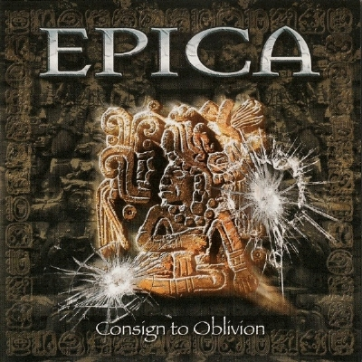 CD - Epica - Consign To Oblivion
