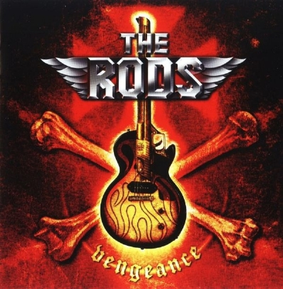 CD - The Rods - Vengeance
