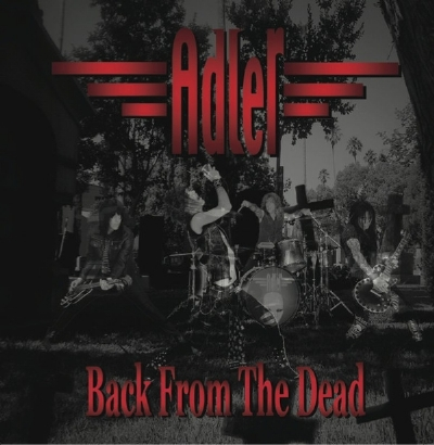 CD - Adler - Back From The Dead
