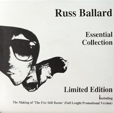 CD - Russ Ballard - Essential Collection