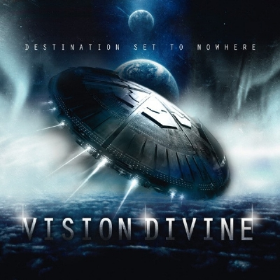 CD - Vision Divine - Destination Set To Nowhere