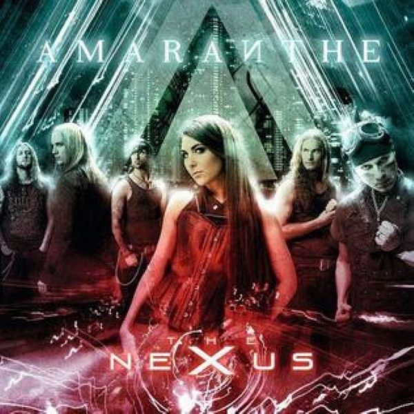 CD - Amaranthe - The Nexus