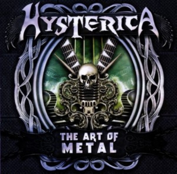 CD - Hysterica - The Art Of Metal