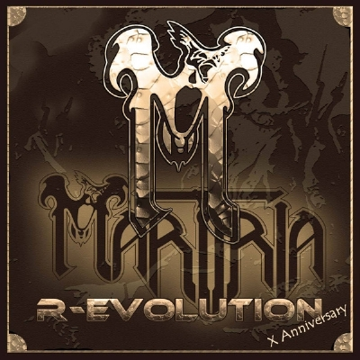 CD - Martiria - R-Evolution