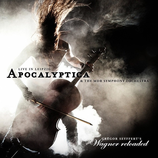 CD - Apocalyptica - Wagner Reloaded