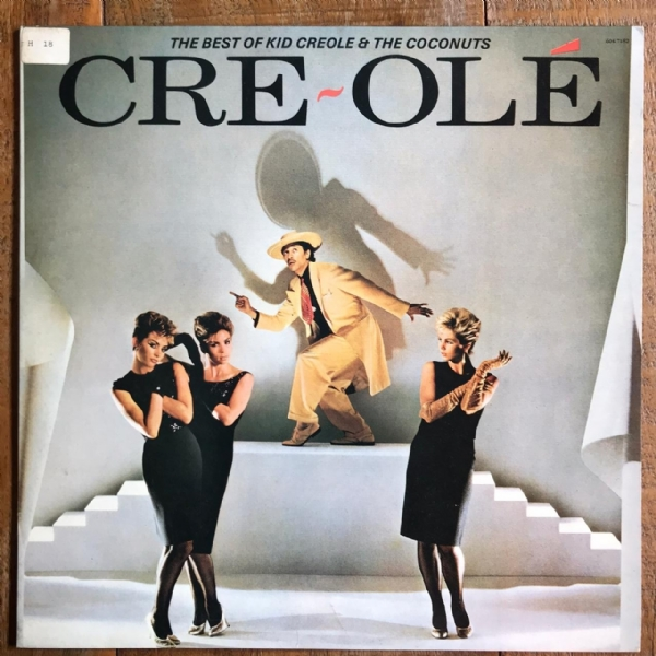 Disco de vinil usado - Kid Creole And The Coconuts - Cre~Olé Lp