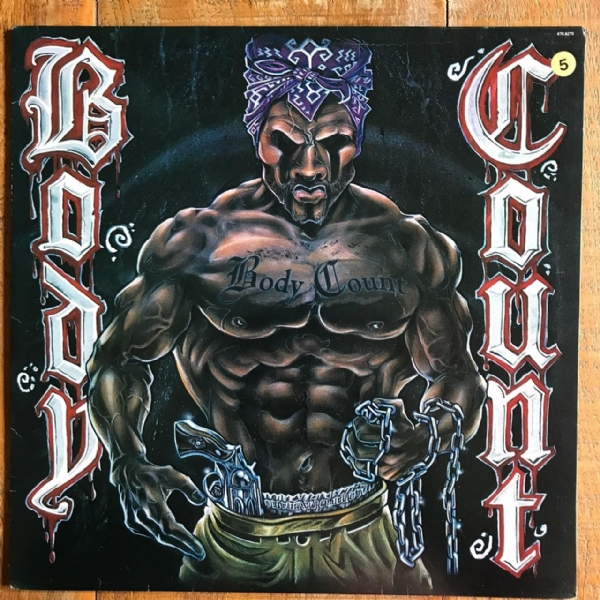 Disco de vinil usado - Body Count - Body Count Lp