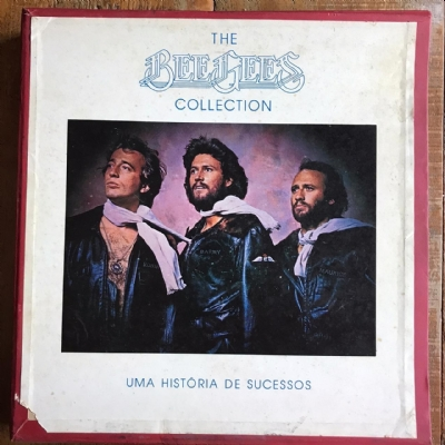 Disco De Vinil Usado - The Bee Gees - Collection - Uma História De Sucessos 06 LP Box
