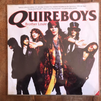 Disco de vinil usado - Quireboys - Brother Louie lp