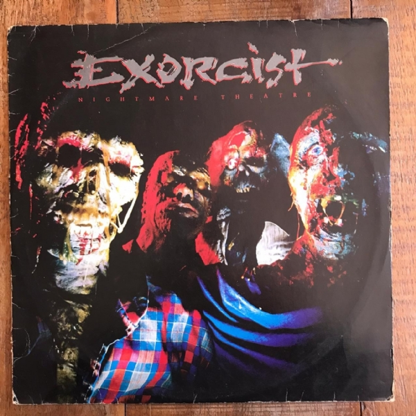 Disco de vinil usado - Exorcist - Nightmare Theatre Lp