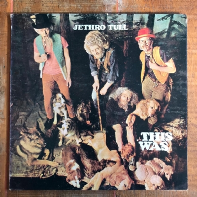 Disco De Vinil Usado - Jethro Tull - This Was Lp