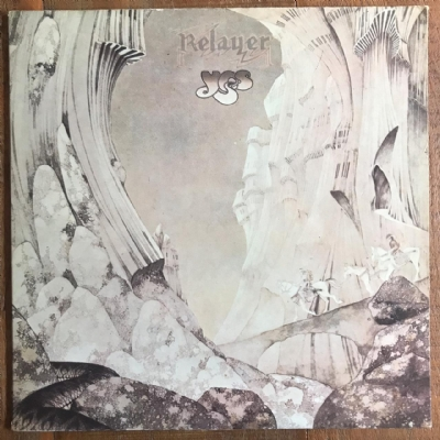 Disco De Vinil Usado - Yes - Relayer Lp