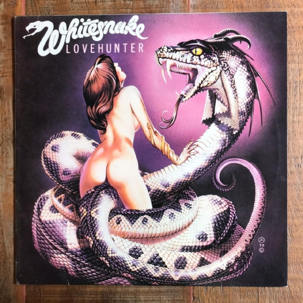 Disco de vinil usado - Whitesnake - Lovehunter Lp