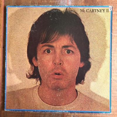 Disco de vinil usado - Paul McCartney - McCartney II Lp