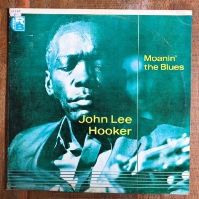 Disco de vinil usado - John Lee Hooker - Moanin´The Blues Lp