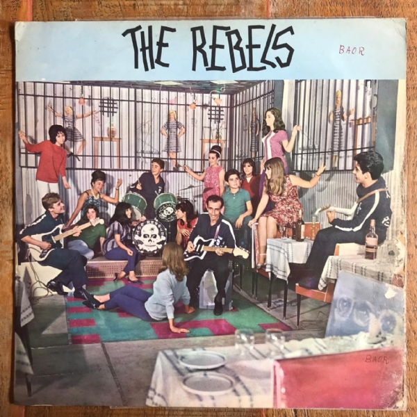 Disco de vinil usado - The Rebels - The Rebels Lp IMG-1749251