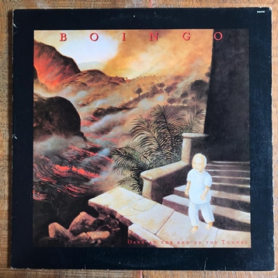Disco de vinil usado - Oingo Boingo - Dark At The End Of The Tunnel Lp
