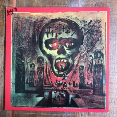 Disco de vinil usado - Slayer - Seasons In The Abyss Lp