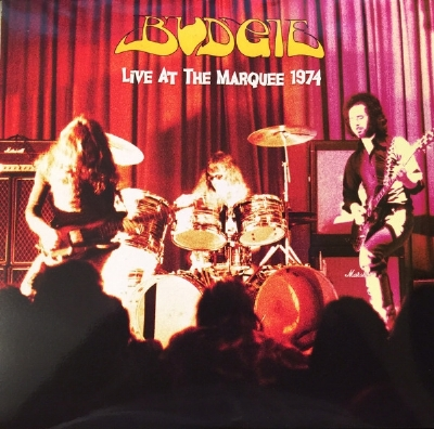 Disco De Vinil Novo - Budgie - Live At The Marquee 1974 Lp 180 g