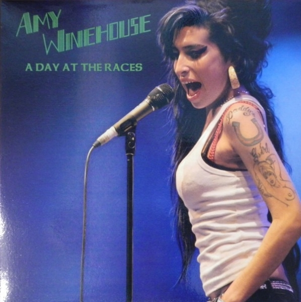 Disco De Vinil Novo - Amy Winehouse - A Day At The Races Lp Colorido