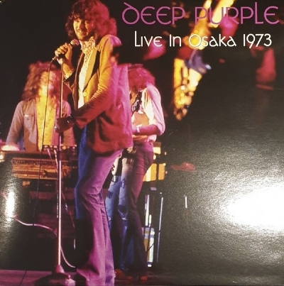 Disco De Vinil Novo - Deep Purple - Live in Osaka 1973 1974 Lp 180 g