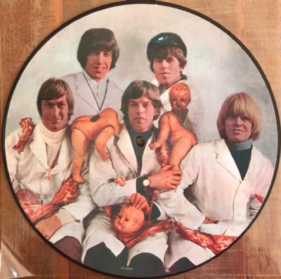 Disco De Vinil Novo - The Rolling Stones - Yesterday Lp Picture Disc