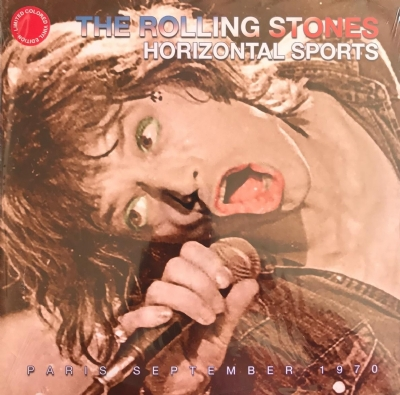 Disco De Vinil Novo - The Rolling Stones - Horizontal Sports Lp Colorido