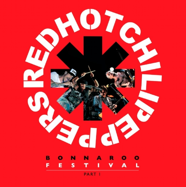 Disco De Vinil Novo - Red Hot Chili Peppers - Bonnaroo Festival Part 1 Lp 180g