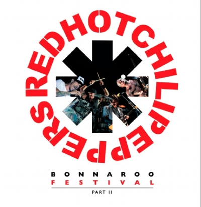 Disco De Vinil Novo - Red Hot Chili Peppers - Bonnaroo Festival Part 2 Lp 180g