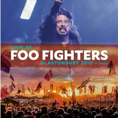 Disco De Vinil Novo - Foo Fighters - Live At Glastonbury 2017 - Part2 Lp 180g